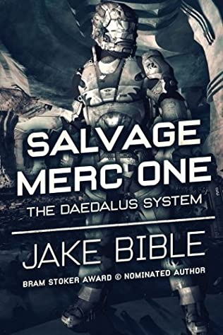 book cover of Salvage Merc One: The Daedalus System