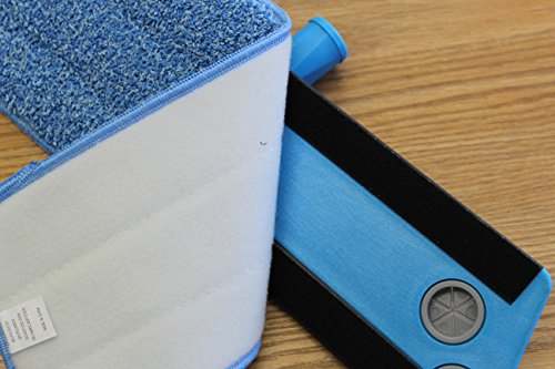 Microfiber Mop Floor Cleaning System Washable Pads