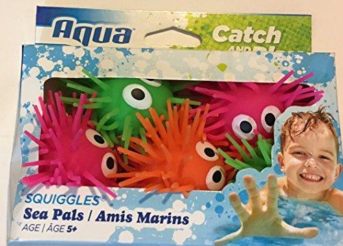 Aqua Leisure Squiggles Sea Pals