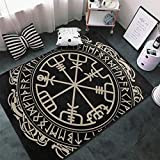 Ultra Soft Indoor Modern Area Rugs Comfy Washable