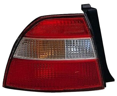 Depo 317-1906L-UQ Honda Accord Driver Side Replacement Taillight Unit without Bulb 02-00-317-1906L-UQ