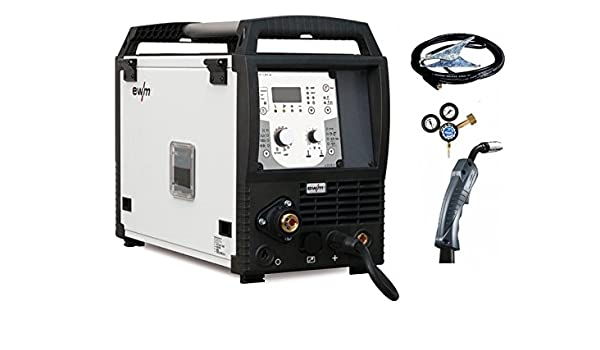 EWM WE ARE Welding Mig Mag Soldador inverter EWM picomig 185 D3 Pulso: Amazon.es: Industria, empresas y ciencia