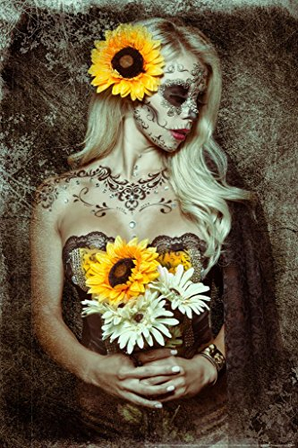 Sunflower by Daveed Benito Poster 24x36 inch for $<!--$12.95-->