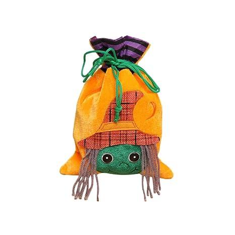 EFINNY Bolsas de Dulces de Halloween Cordón de Halloween ...