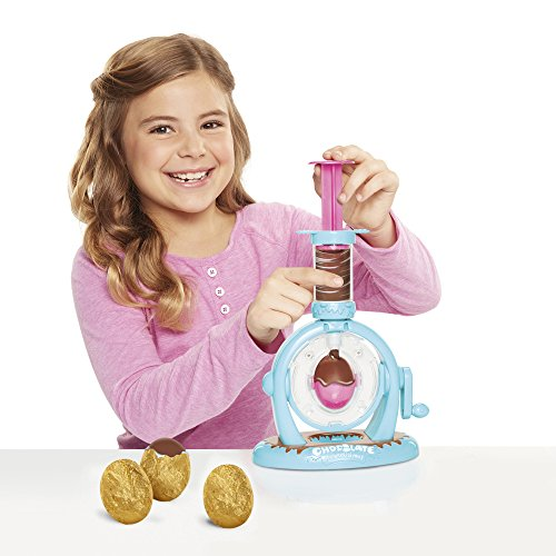 Chocolate Egg Surprise Maker Activity Play set [Amazon Exclusive] ()