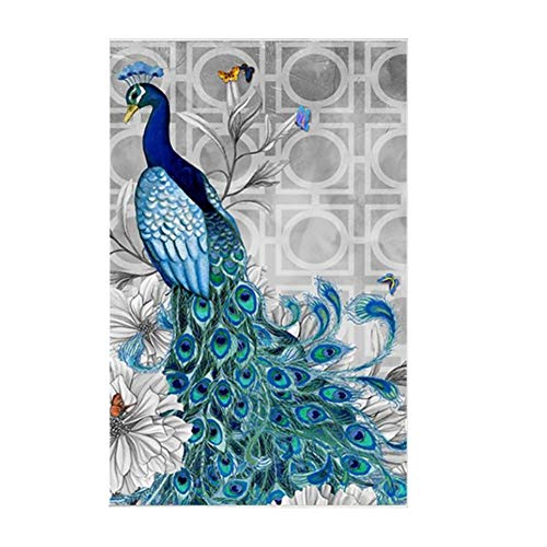 Painting Gemstone - Adarl 5D DIY Diamond Painting Rhinestone Pictures Crystals Embroidery Kits Arts, Crafts & Sewing Cross Stitch Peacock 2