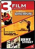 Breakin 1+2+beat Tf Dvd