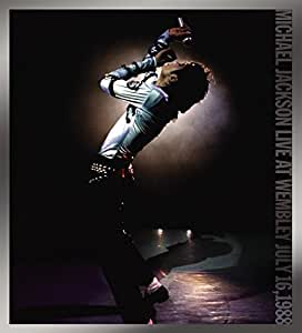 Michael Jackson: Live At Wembley - July 16, 1988
