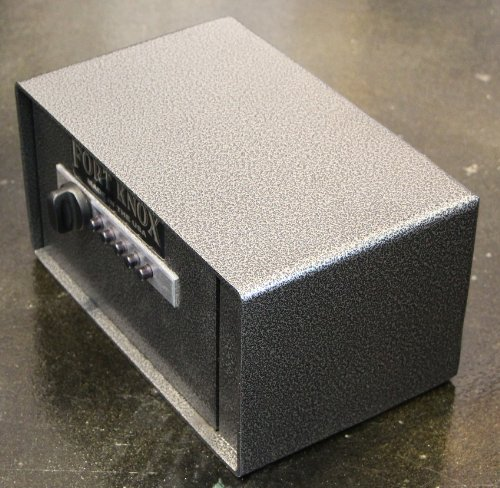 Fort Knox FTK-AUTO Auto Pistol Box Handgun Safe from Fort Knox