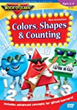 Colors, Shapes & Counting: Rock 'N Learn