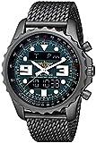 Image of Breitling Men's M7836522-L521 Professional Chronospace Black Stainless Steel Quartz Watch