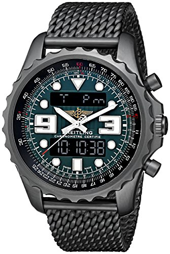 Breitling Men's M7836522-L521 Professional Chronospace Black