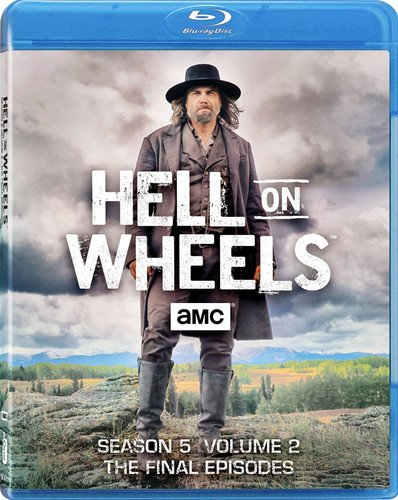 Hell on Wheels (2011) - Season 5 Volume 2 - The Final Episodes [Blu-ray] (Best Value 5th Wheel)