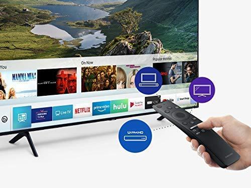 "Samsung QN65Q60RAFXZA 65"" (3840 x 2160) Smart 4K Ultra High Definition QLED TV - (Renewed)"