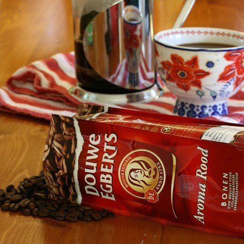 Douwe Egberts Whole Bean Coffee - 17.6 oz (17.6 ounce) (Cafe Egberts Douwe)