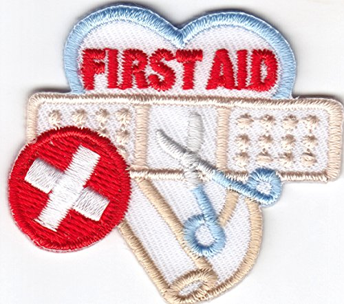 N EMBROIDERED PATCH/Nurse, Profession, Medical, Medic ()