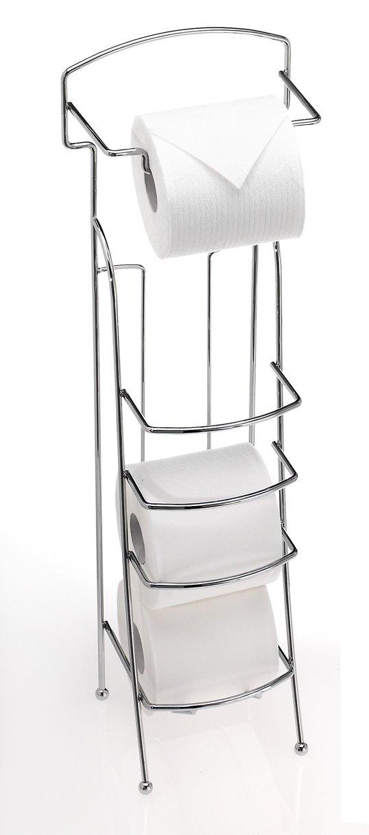 Creative Ware 20022-CH Lido Toilet Tissue Valet