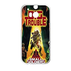 HTC One M8 phone cases White Small.Soldiers cell phone cases Beautiful gifts UREN2423988
