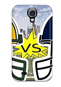 Durable Defender Case For Galaxy S4 Tpu Cover(seattleeahawks )