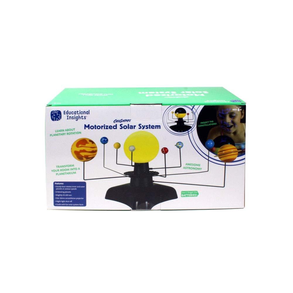 Learning Resources Resources-ESP5287-UK Syst/ème Solaire motoris/é Geosafari de ESP5287-UK