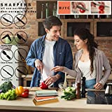 Knife Sharpening Stone Set,Premium 400/1000
