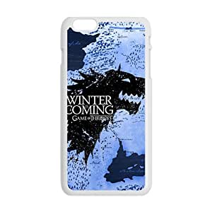 Game Of Thrones Fashion Comstom Plastic case cover For Iphone 6 Plus