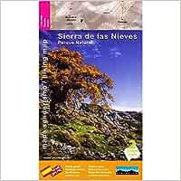P.N. Sierra de las Nieves 1: 25.000: parque Natural