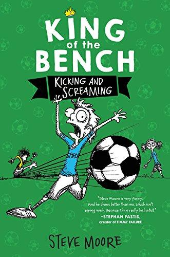 King of the Bench: Kicking & Screaming