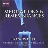 Pott - Meditations and Remembrances