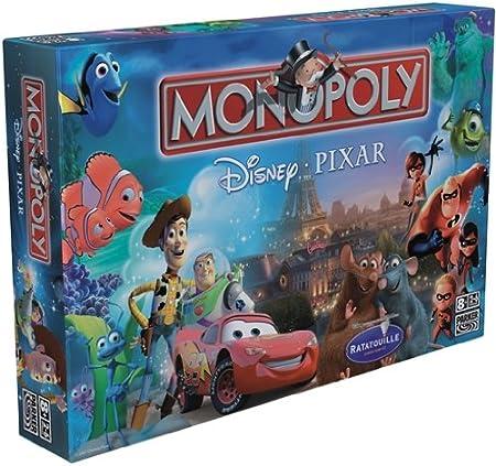 Desconocido Hasbro 40227100 - Monopoly de Disney Pixar [Importado de Alemania]: Amazon.es: Juguetes y juegos