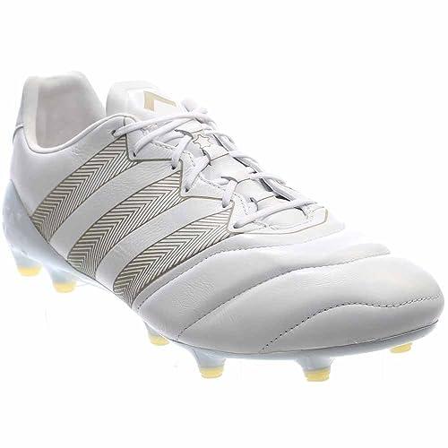 a8a57d318 Adidas Etch Pack ACE 16.1 Leather FG Cleats  FTWWHT FTWWHT FTWWHT ...