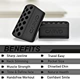 CARVD 2.0 Jaw Exerciser Tablets Define Your Jaw