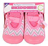 Skidders Baby Toddler Girls Mary Jane Shoes Style #XY4152 (6) 18 Months