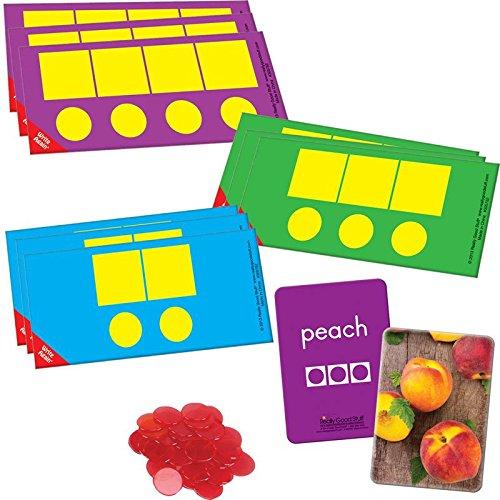 EZread Sound Box Phonemic Awareness Kit (Kits Sound Card)