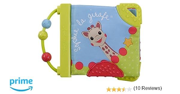 Vulli 230764 - Libro de actividades, diseño de Sophie la jirafa: Amazon.es: Juguetes y juegos