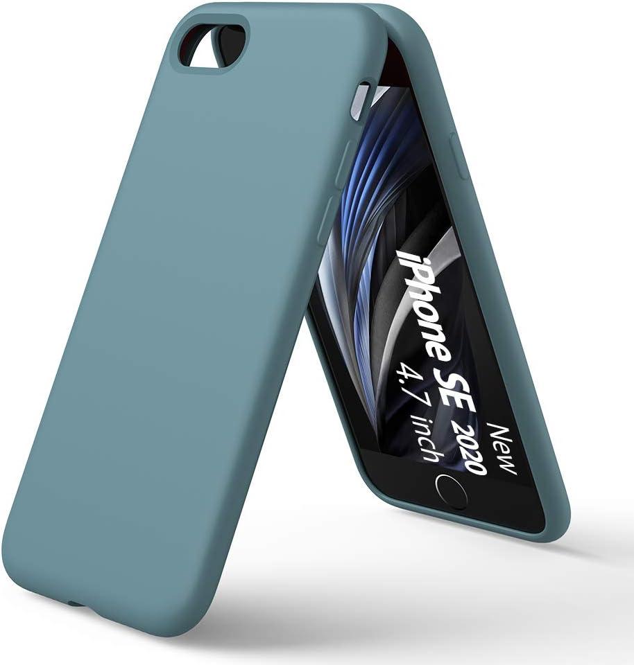 Ornarto Kompatibel Mit Iphone Se Silikon Case Iphone 7 Elektronik