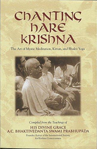 VRINDAVANBAZAAR.COM Chanting Hare Krishna The Art of Mystic Meditation Kirtan and Bhakti Yoga (Best Hare Krishna Kirtan)