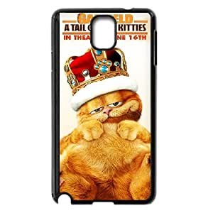 GARFIELD Samsung Galaxy Note 3 Cell Phone Case Black Tebx