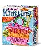 Arts & Crafts : 4M Knitting Art Kit