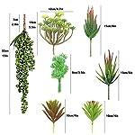 Aisamco-14-Pcs-Artificial-SucculentsAssorted-Faux-Succulent-PickFake-Succulent-Bouquet-String-of-Pearls-Lover-Tears-Plant-Coastal-Cottage-Arrangement-Mixed-Echeveria-Succulent-Desktop-Succulent