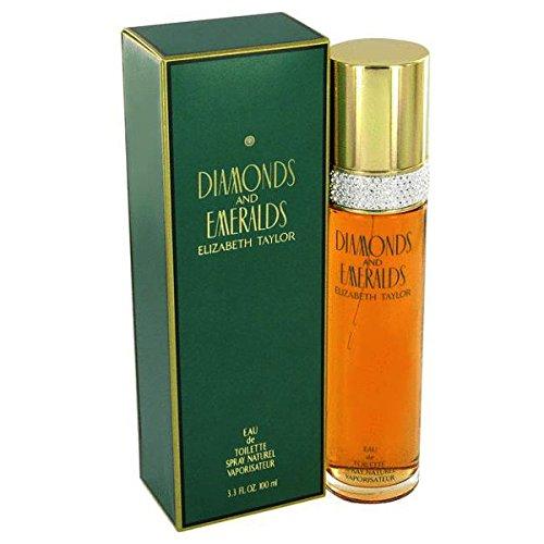 (Diamond&Emerald/Elizabeth Taylor Edt Spray 3.3 Oz (W))
