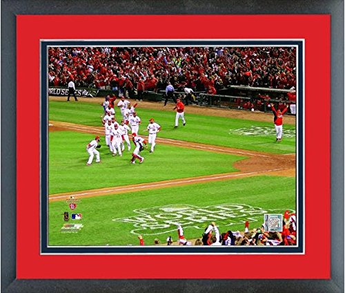 MLB Busch Stadium St. Louis Cardinals 2011 World Series Photo (Size: 13