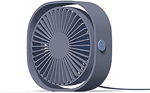 Mini Ventilador USB Portátil Bajo Nivel De Ruido, Silencioso ...