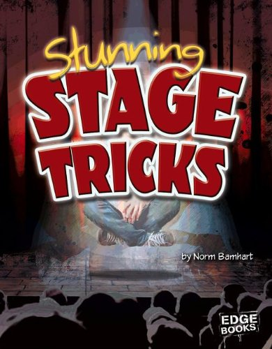 Stunning Stage Tricks (Magic Manuals) ebook