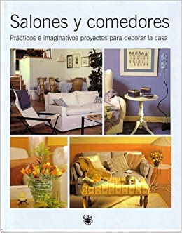 Buy Salones y Comedores/Living Rooms and Dining Rooms: Practicos e ...