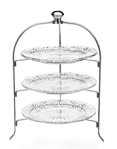 Tiered plate server