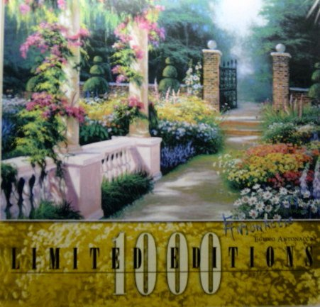 Limited Editions - 1000 Piece Jigsaw Puzzle - Egidio Antonaccio - Afternoon Repose