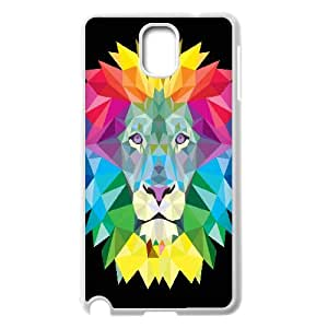 Vector Lion Samsung Galaxy Note 3 Cases, Vety {White}