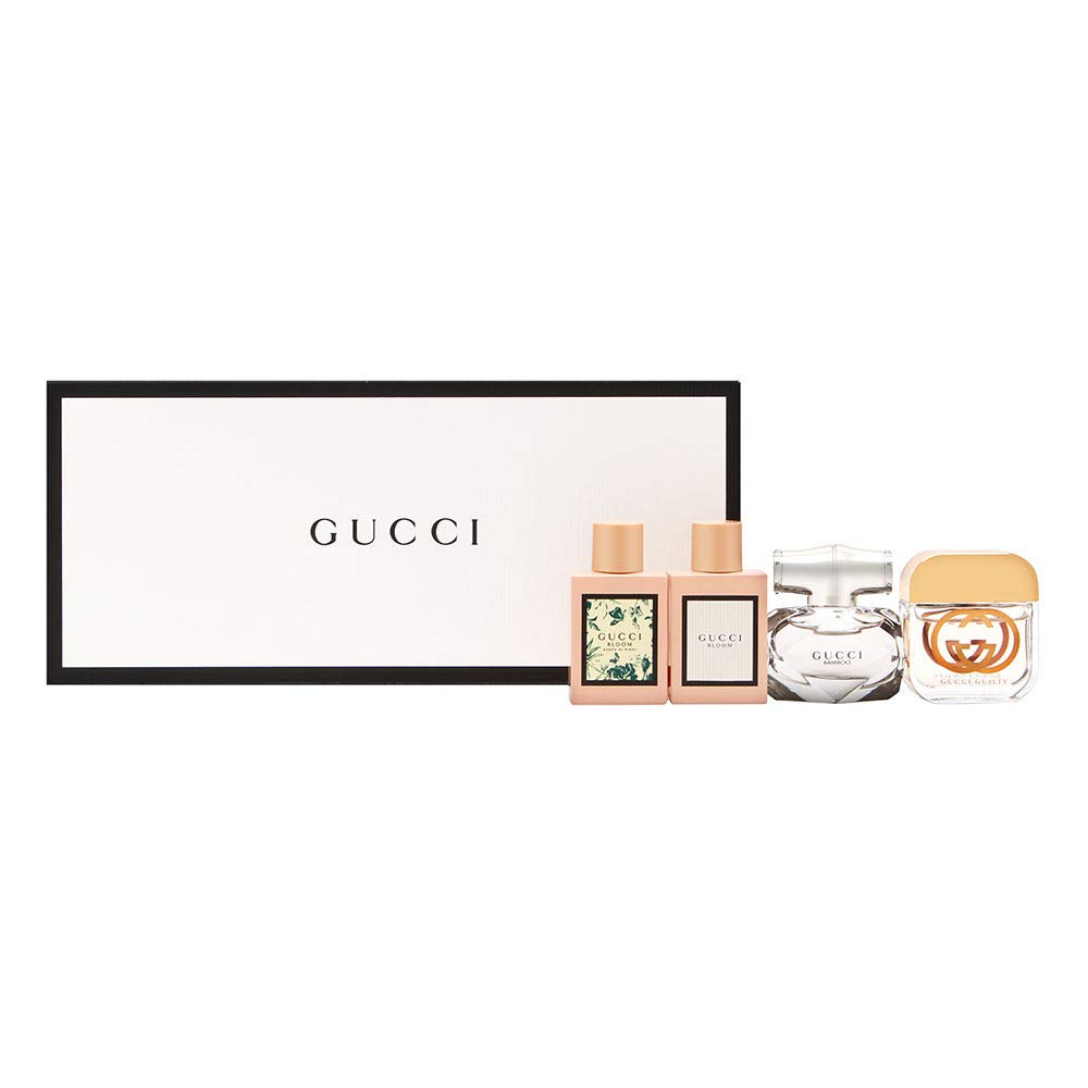 Gucci 4-Piece Mini Variety Gift Set for Women
