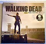 The Walking Dead Original Soundtrack Vol. 1 LP - Republic Records / Universal Music 2013 - LIMITED EDITION ONLY 400 PRESSED! - PX PREVIEWS EXCLUSIVE - VIOLET COLORED VINYL - 18